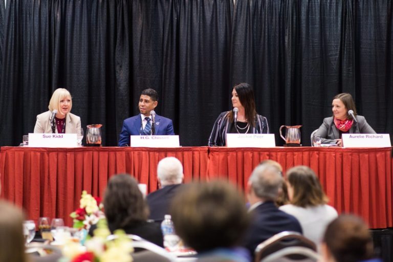 DTECH discussion: How do we broaden diversity in the energy sector?
