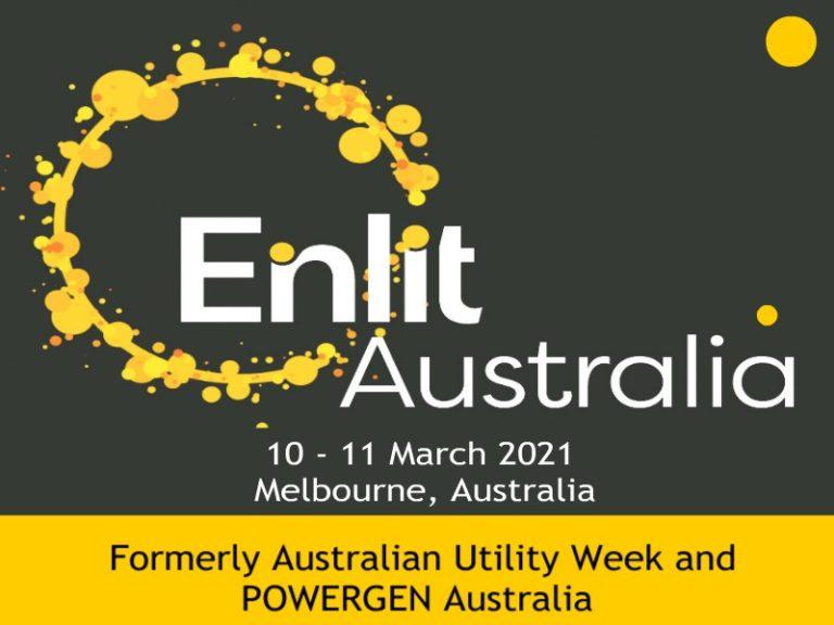 About Enlit Australia 2020
