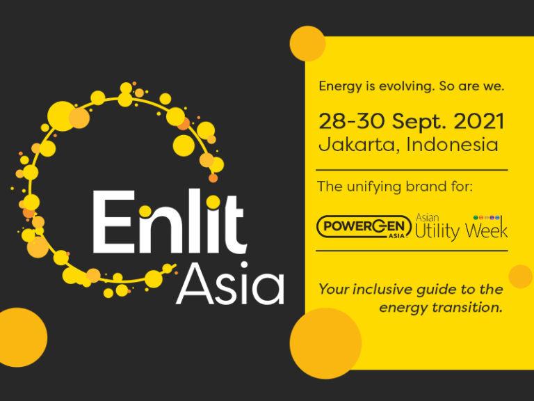 About Enlit Asia 2021
