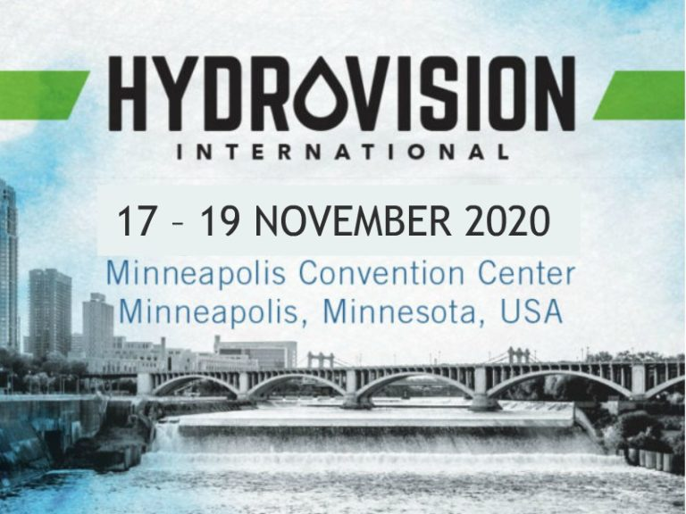 About HYDROVISION International 2020