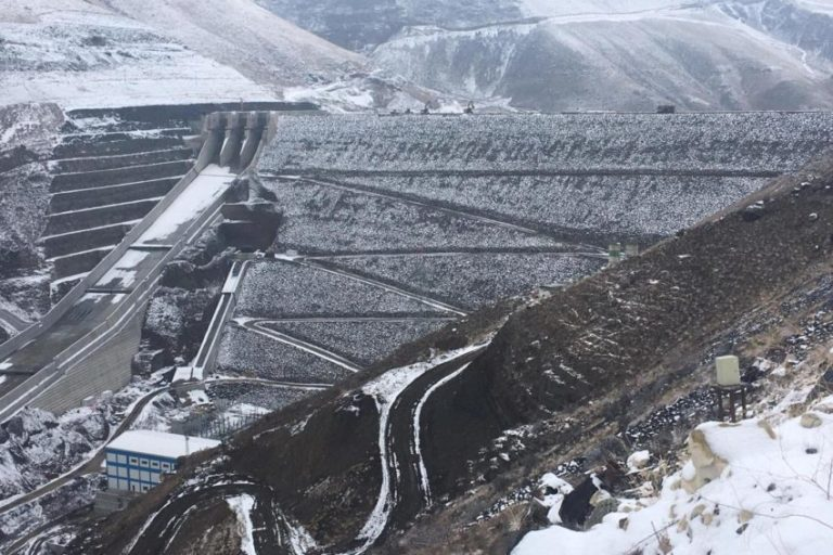 Dam construction completed for 99 MW Turkey hydro plant