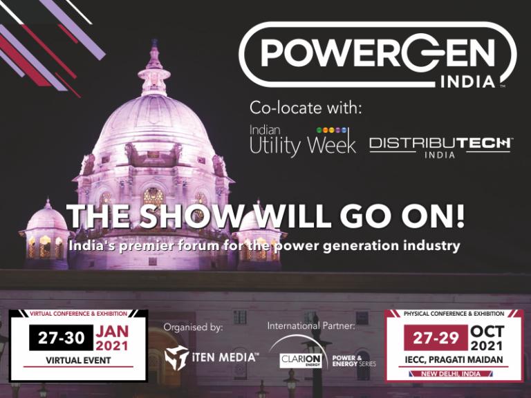 About POWERGEN India 2021