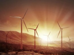 Iberdrola wind project