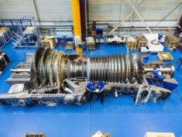 GE to help Uniper decarbonise gas turbine fleet