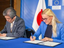 EU signs fusion energy pact with Japan