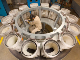 Specialist coatings for gas turbines