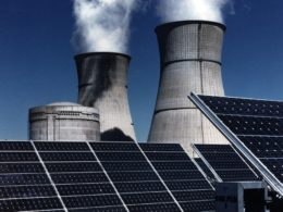 china nuclear solar