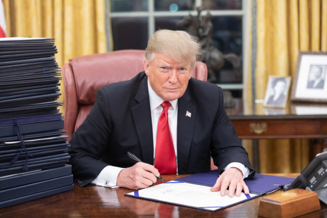 """Supply chain cybersecurity """" the focus of Trump's executive order"""