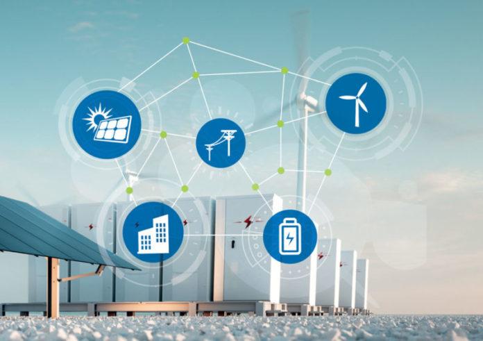 UK Virtual power plant