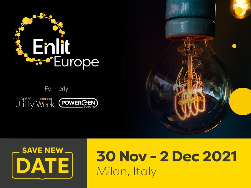 New dates for Enlit Europe