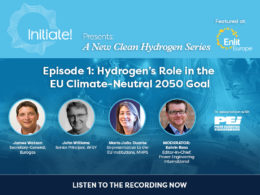 Hydrogen in Europe's energy sector