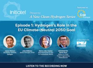 Hydrogen in Europe's energy sector