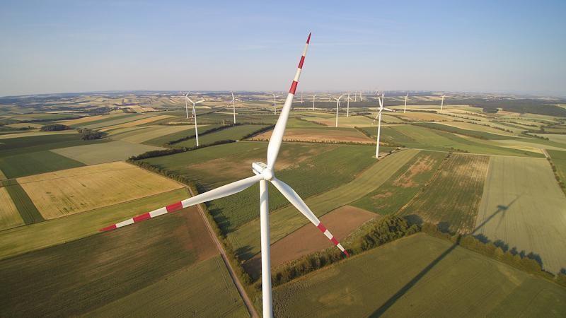Windkraft Simonsfeld