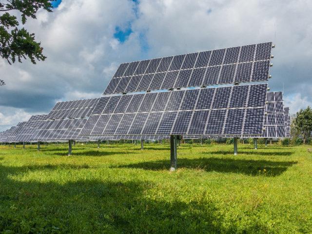 UK solar