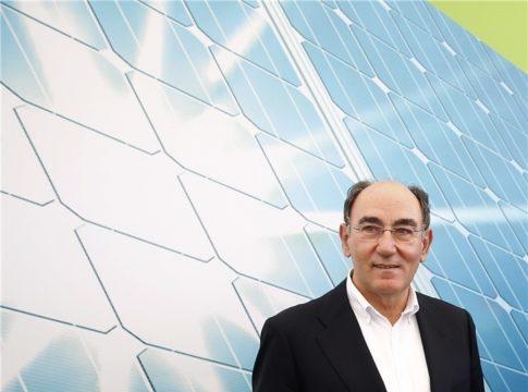 Iberdrola CEO and chairman Ignacio Galán