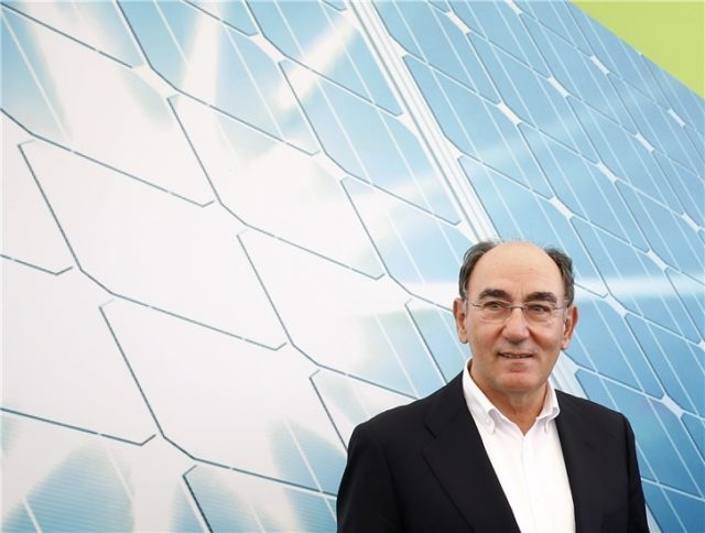 Iberdrola CEO and chairman Ignacio Galán