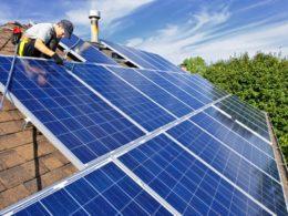 arena rooftop solar