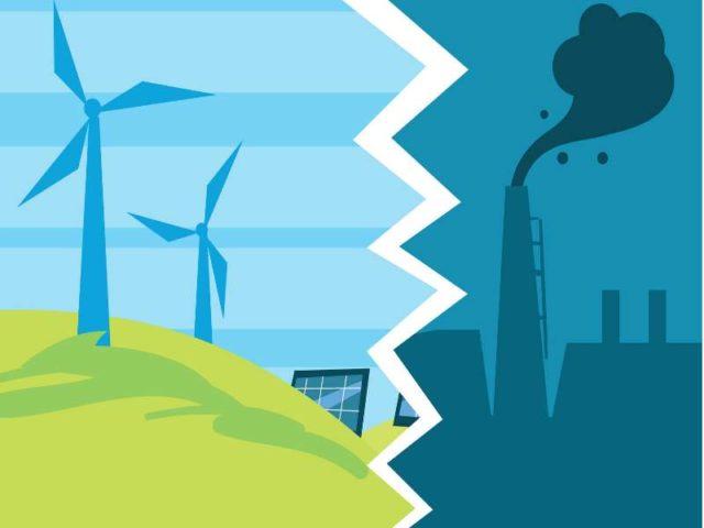 coal to clean energy