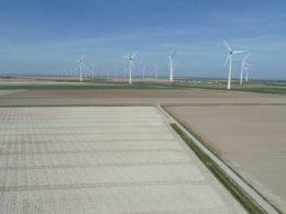 Dutch wind energy
