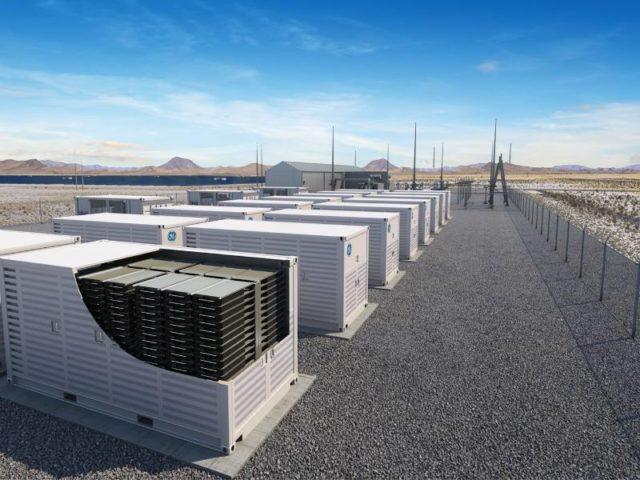 GE battery energy storage