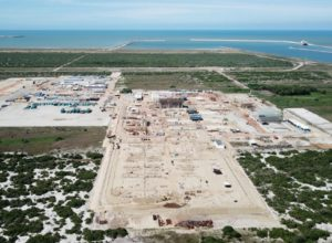 bp Siemens project