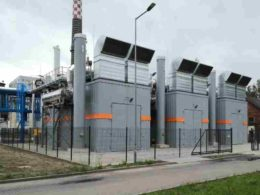 Caterpillar - Cogeneration at Polish coal mine