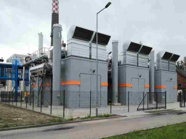 Caterpillar - Cogeneration at Polish coal mine