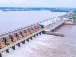Salto Grande Hydroelectric Complex.