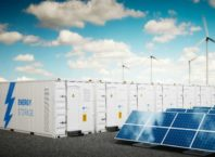 energy storage container