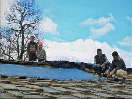 Himalayas solar pv project