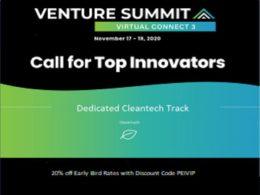 Venture Summit Call for innovators