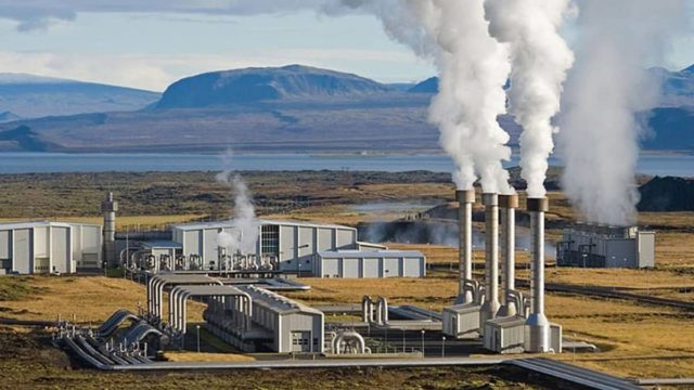 geothermal projects