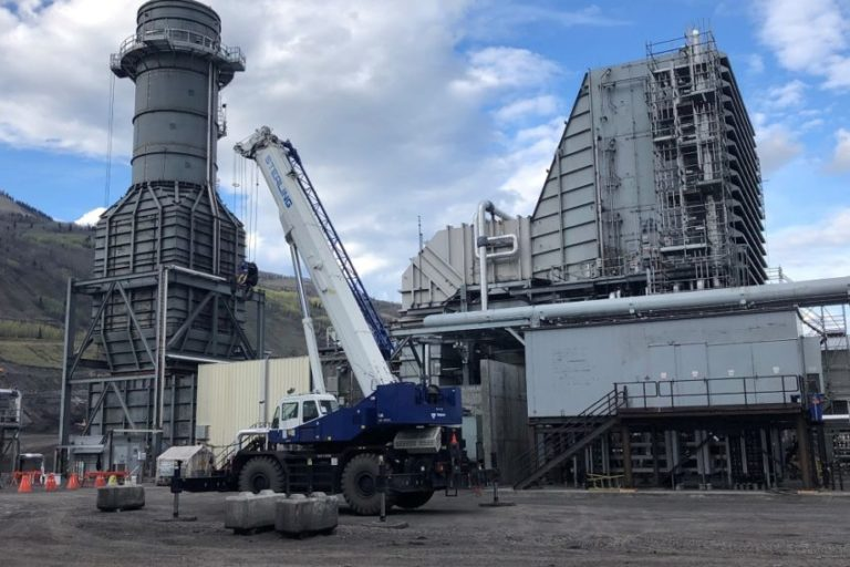 Canadian coal-fired plant converts to natural gas using GE turbine