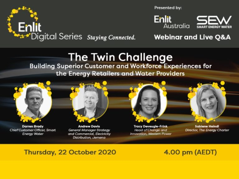 Webcast Recording: The Twin Challenge
