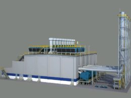 LNG plant