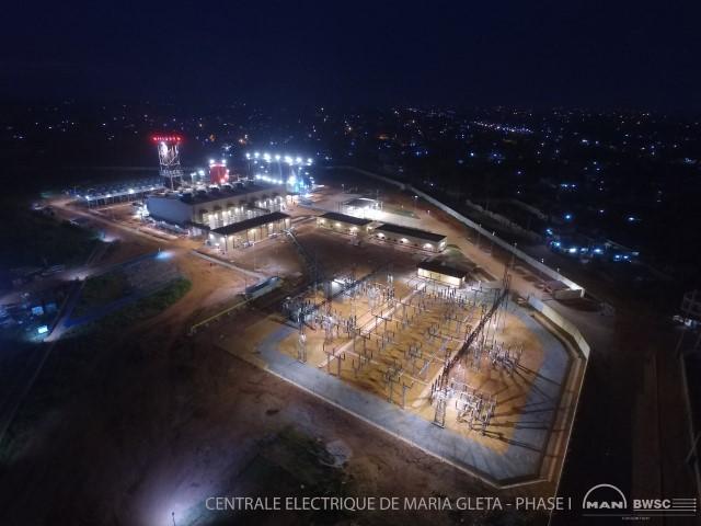 Maria Gleta power plant