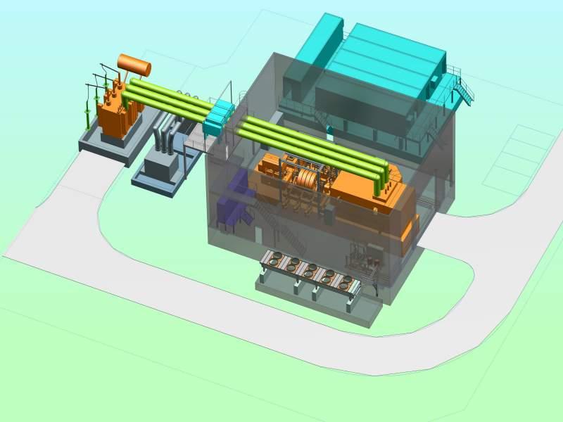 Siemens UK grid stabilzer