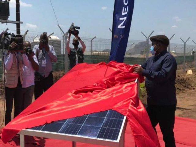 Mozambique boosts electrification with second solar plant