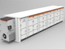 Wärtsilä storage capacity