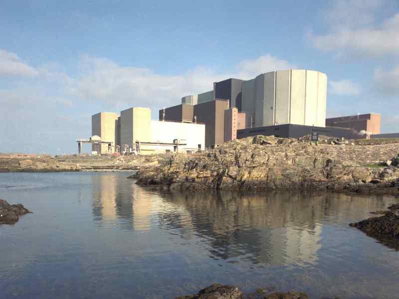 Wylfa nuclear site