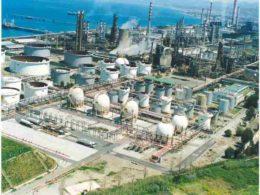 Raffineria di Milazzo refinery