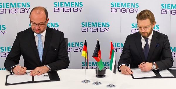Siemens Energy to develop Afghanistan as an energy hub