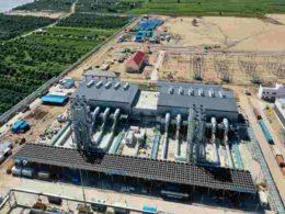 200 MW power plant near Phnom Penh