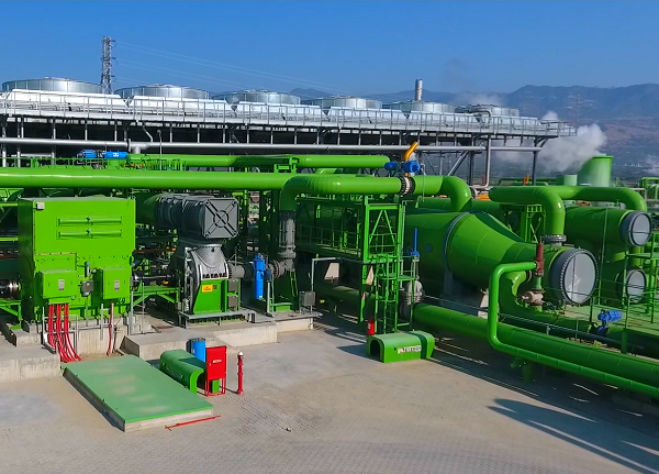 Exergy delivers three geothermal plants in Turkey despite Covid