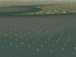 humber gateway wind farm