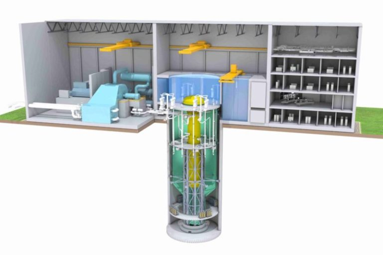Safety approval granted for GE Hitachi small modular nuclear reactor