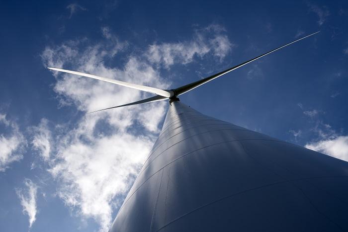 GE Renewable Energy 3MW wind turbine