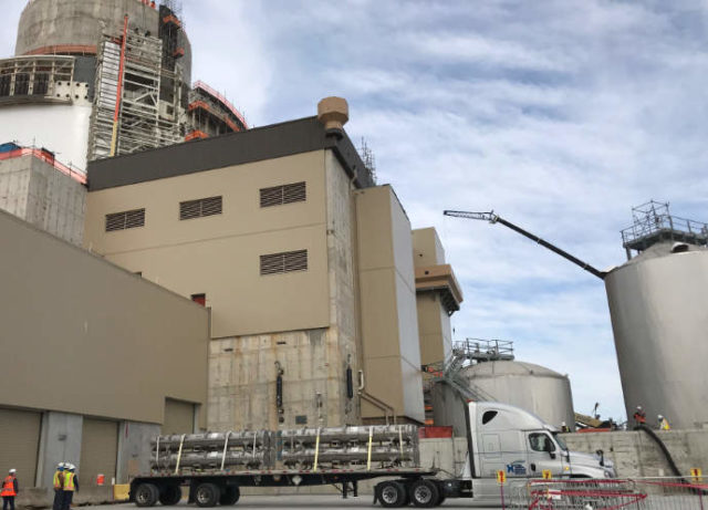 Vogtle power plant in Georgia