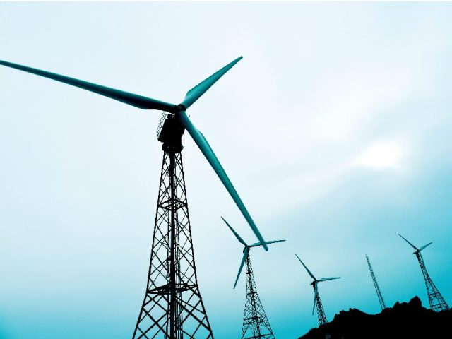 GWEC India announced to develop country's wind potential
