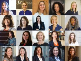 20 women in energy in 2020